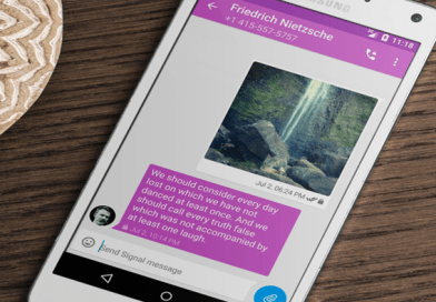 Security-focused messenger app Signal's video calling feature exits beta