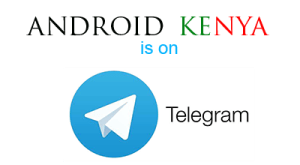 Android Kenya Telegram channel