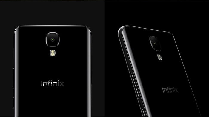 Infinix Note 4 -black