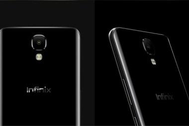 Infinix Note 4 -black