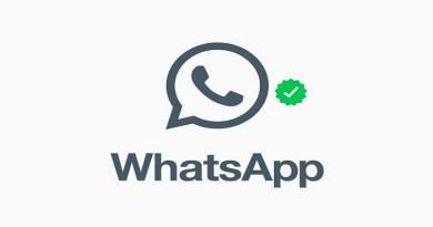 WhatsApp verified accounts