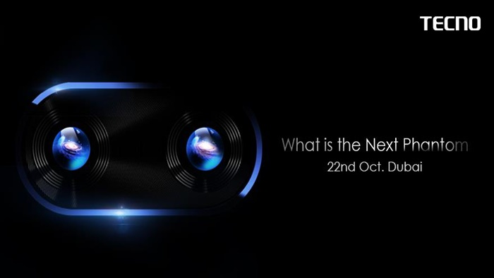 Tecno Phantom 8 (and maybe 8 Plus) arrives on October 22nd, dual cameras and all