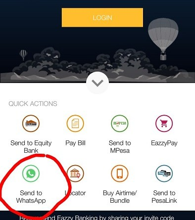 Equity Bank's Eazzy Banking app lets you send money using WhatsApp – Here's how to