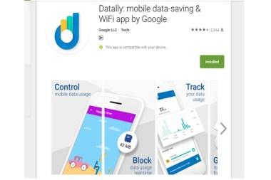 Datally Data-Saving App