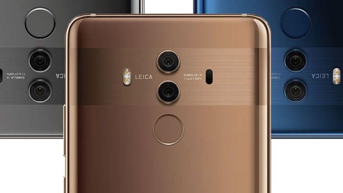 Huawei Mate 10 and Mate 10 Pro specifications