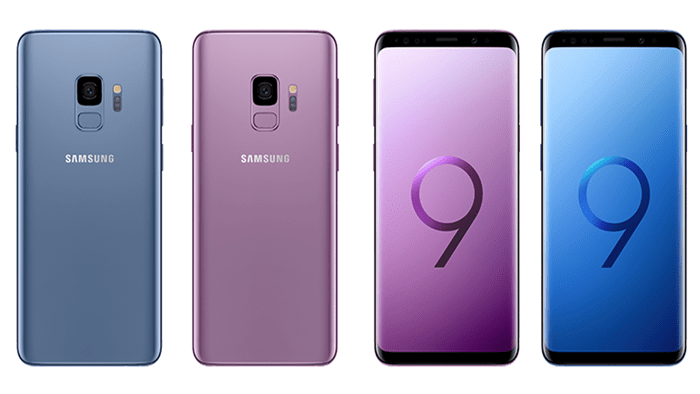 Samsung's Galaxy S9 and S9+ will set you back a pretty penny