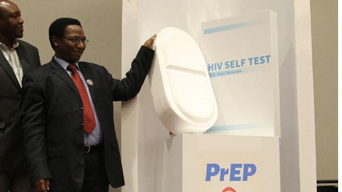 HIV Self Test Kit Kenya