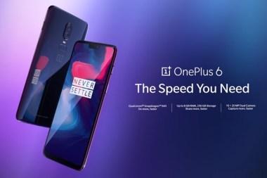 OnePlus 6 price in Kenya