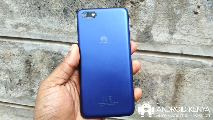 Huawei Y5 Prime 2018 review
