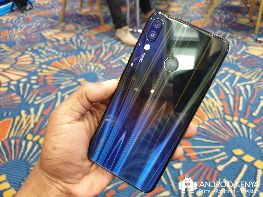 Tecno launches its latest budget smartphones, Camon 11 and