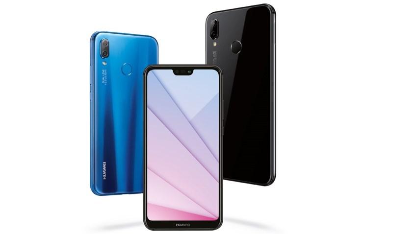 Huawei P20 Lite Pie update