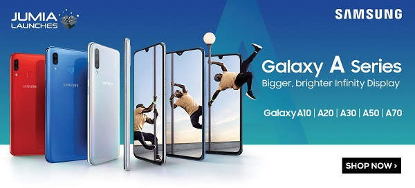 Jumia launch Samsung Galaxy A series