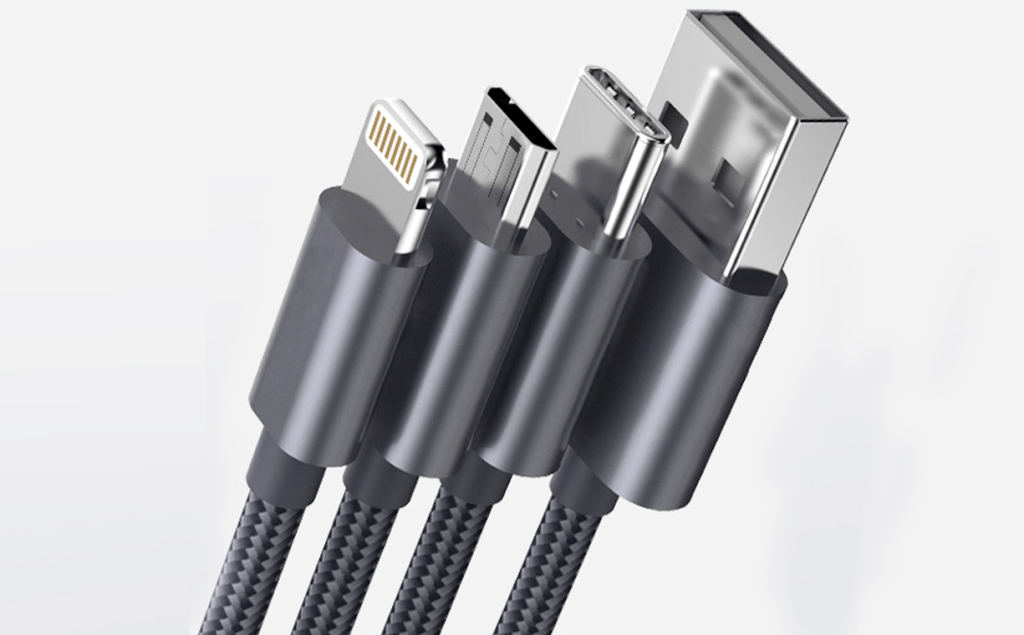 Infinix XPL01 multi-USB cable