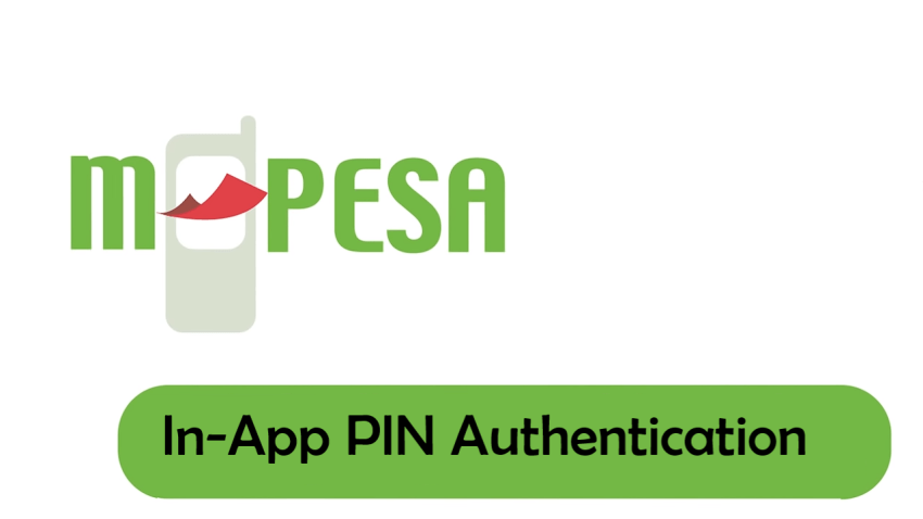 MPESA In-App PIN Authentication