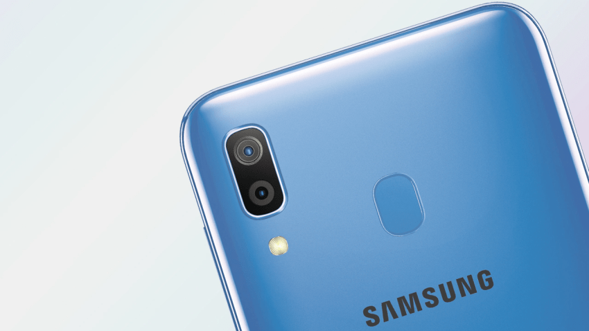 Samsung Galaxy A30 June 2019 update