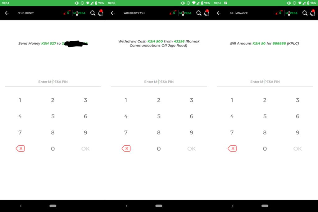 mySafaicom app update 1.5.0.3-2