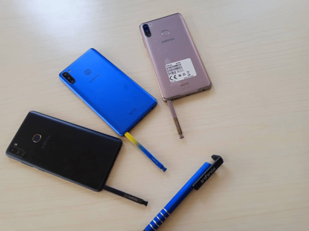 Infinix Note 6 arrives sans Android One