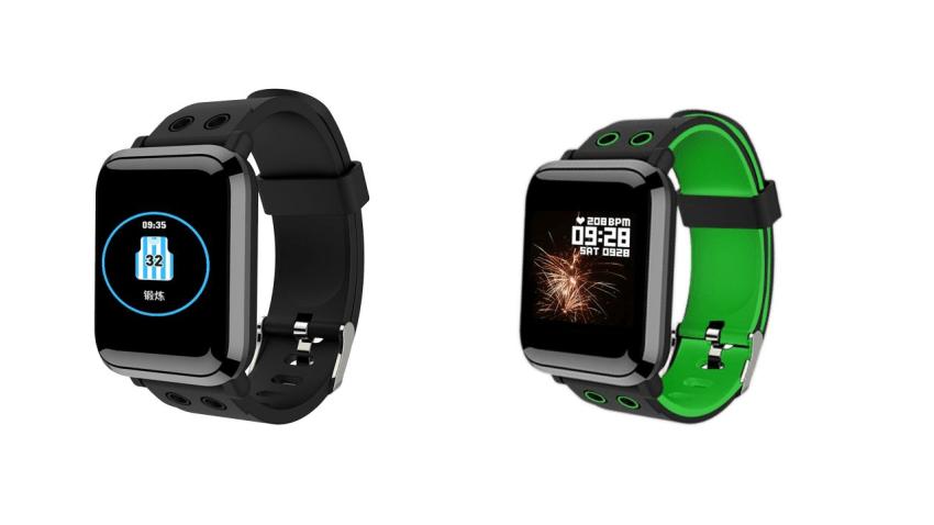 Infinix Smart Watch Green-11