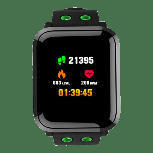 Infinix Smart Watch Green-6