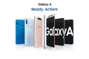 Samsung Galaxy A 2019 series-1