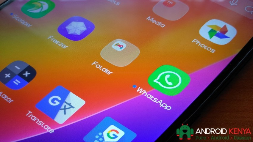 WhatsApp multiple devices for one account