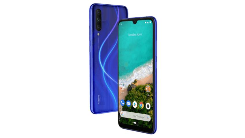 Xiaomi Mi A3 leak