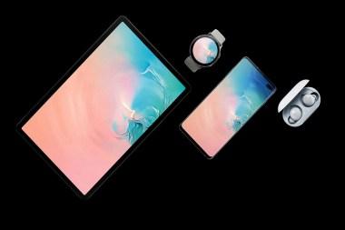 Samsung Galaxy S10 August update