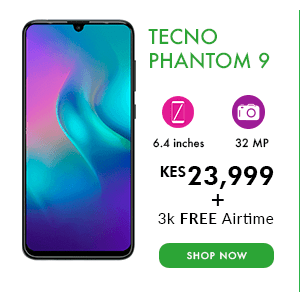 Tecno Phantom 9 safaricom deal