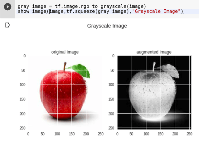 TensorFlow Image Augmentation using tf image - knowledge Transfer