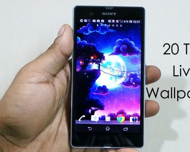 20 Best Live Wallpapers (Free) for Android (Xperia Z) – 2013 – Android Tips #7 – Cursed4Eva.com