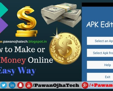 [HINDI] #018 Online Earning Money | Easy Way | Try once