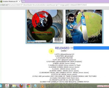 how to download ipl 7 pc game