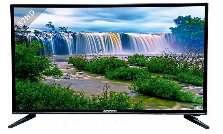 Micromax  Best 32 inch LED TVs HD Ready LED TV 32P8361HD
