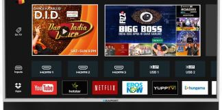 Blaupunkt Gen Z 40 Inch Full HD Smart TV Under 15000 in India Full Specifications