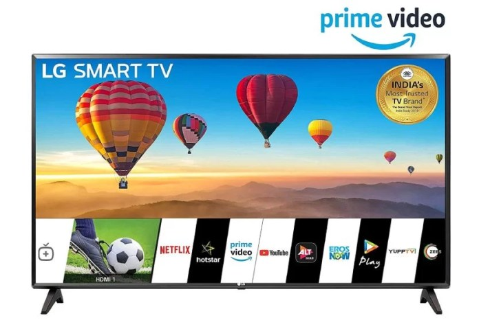 LG 80 cms (32 Inches) HD Ready LED Smart TV 32LM560BPTC with IPS Display & WebOS Best Smart TV Under 20000 Price