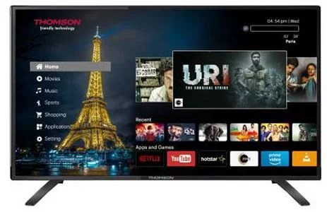 Thomson B9 Pro 80cm (32 inch) HD Ready LED Smart TV (32M3277 PRO) Pro best tv under 10000