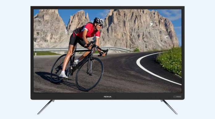 Nokia Smart Android led tv