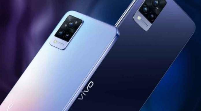 vivo v21e price and specification in india