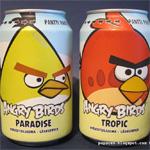 Angry Birds-Entwickler Rovio bringt eigene Limonaden auf den Markt