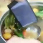 Sony Xperia Z übersteht den Kochtopf-Test