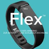 Fitness-Armband Fitbit Flex ab Mai erhältlich