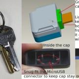 Kickstarter-Projekt: Micro-SD-Kartenreader für Smartphones und Tablets via Micro-USB