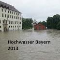 Info-App zum Hochwasser in Bayern