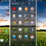 Fotos von neuer Xperia Z-Oberfläche unter Android 4.2 geleakt