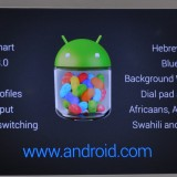 Videovergleich Android 4.3 und Android 4.2.2