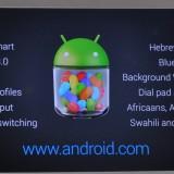 Videovergleich Android 4.3 und Android 4.2.2