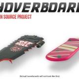 Indiegogo: Hoverboard mit Android-Steuerung sucht Geldgeber