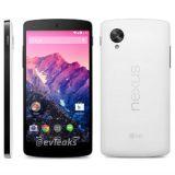 Nexus 5: Soll ab 1. November in schwarzer und weißer Variante erhätlich sein