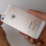 Goophone i5S: Kopie des iPhone 5S auch in Gold erhältlich