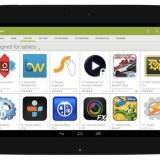Play Store bringt Erleichterung beim Auffinden von Tablet-Anwendungen